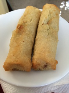 Feel Good Foods Chicken and Veggie Egg Rolls